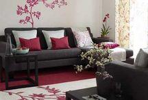 Living Room Makeover / by Julie Foster