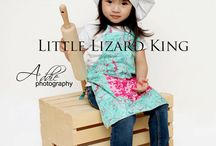 Little Lizard King Patterns <3