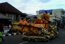 Flower Festival / Internasional Flower Festival...