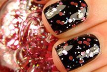 More nail ideas / by Katinahurricane Perry