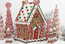 Gingerbread houses / by Allison Jacques