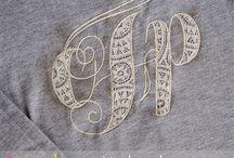 Embroid Wishlist <3 / by Tan Scott