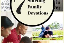 :FAMILY DEVOTIONS: / by Ashley Hill