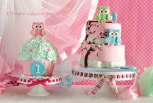 alexis' 1st birthday ideas