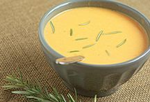 Soups / Soups from all over the world