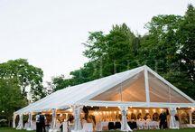Wesele w namiocie - Tent