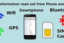 Phone&SIM / Phone&SIM reads out many information and data from smartphones. It provides informtion and data in a raw, pure and unprocessed form. The information is delivered, as they are readed out from smartphones.