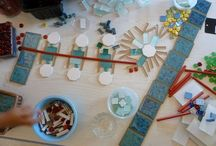 Loose Parts / Open-ended explorations using loose parts