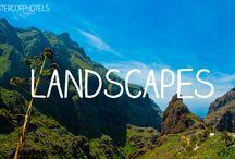 Tenerife / Descubre los paisajes y rincones de Tenerife con Intercorp Hotel group