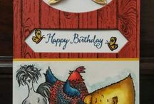 Hey chick / Stampin up