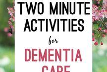 alzheimers activities