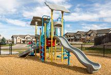 Housing Playground Ideas