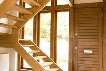 Nasze realizacje / Realizacje okien i drzwi drewnianych Wiktorczyk