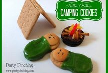 Camping - Sleepovers for Kids
