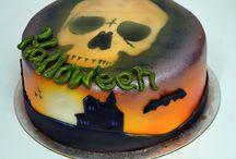 Tartas de Halloween - Halloween cakes