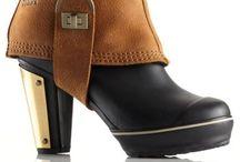 Sorel Shoes Mania