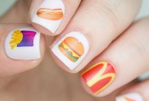 Food Nails / by Alexis Lyons