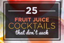 Juice Cocktails