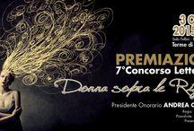 3 ottobre ore 16 Sala Fellini delle Terme di Chianciano / premiazione Concorso Letterario Donna sopra le Righe sul tema Tumore al Seno
