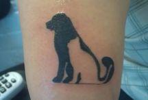 wondering tatoo