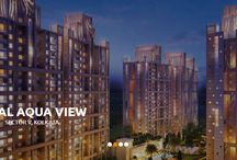 IDEAL AQUAVIEW - The most Premium Residential experiences in the City. / Premium residential project in Ideal Aquaview in MaheshBathan. Offering 2,3,4 BHK flats for booking. Call 8240222529 for any queries.