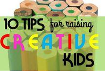 Creativity with kids