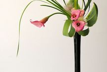 Japanese floral art