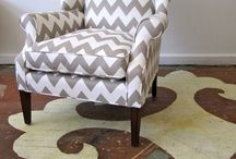 Wingback Chair Refurb