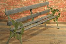 Antique Chairs and Seating / A selection of antique chairs and seating from London Fine Antiques