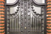 """ Palace Gate"" reconstruction"