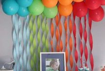 Baby shower games and Decor
