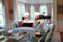 Lively Living Rooms