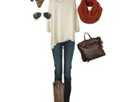 My Style casual, stylish and comfortable / by Kelly Mcmichael