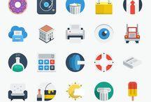 UI / UX / Icons
