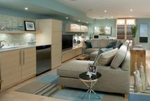 Happier Basements / by Your Total Renovation