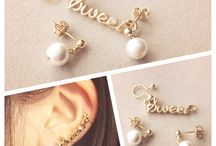 Handmade【ear cuff】