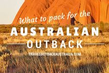 Outback | AUSTRALIA / All about exploring the Australian Outback: Road trip and outdoors-y stuff, hiking, and exploring Aboriginal art in the Red Centre.