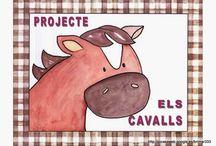 Proyecto de los caballos