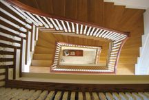Stairs for Period Homes / See period style stairs for traditional and classical homes.