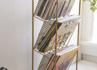 Vinyl Records Storage - Cabinets, Cases, Shelves and more