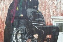 Street art / by Mayerly Diaz Martinez