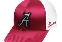 2015 College Satina Women's Hats / Don't worry ladies, we didn't forget about you!  These satina mesh hats are perfect to help you support your team your way!