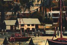 Paintings of Sydney