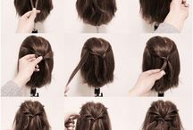 Hairstyles ; )