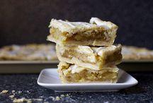 Recipes: Desserts (Pies)