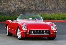 Corvettes / Fine Cars / by West Tennessee Ornamental Door