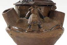 porcelanas gauguin e picasso e outros contemporaneos