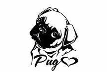 Draw pug