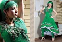Latest Fashionable Anarkali Suit(New Arrival)