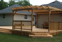 Decks and Fences / Custom decks and fences by Flamborough Patio Furniture